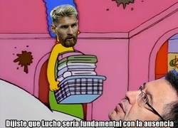 Enlace a ¿Qué pasa con Lucho?