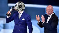 Enlace a Si la FIFA no fuese corrupta