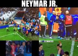 Enlace a Neymar y su visita al estadio más hostil de Francia