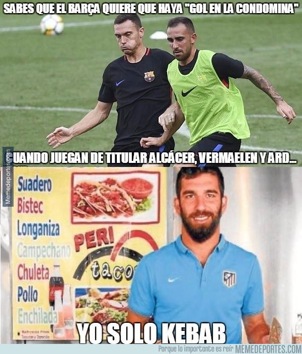 1005322 - El Barça va a por todas en Murcia