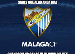 Enlace a ¿Se hunde el barco del Málaga?