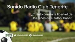 Enlace a Audio de una agresión por pedir la carta de libertad en el fútbol base tinerfeño