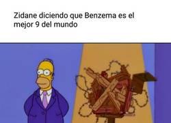 Enlace a Apología de Benzema
