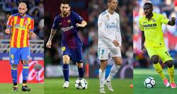 Enlace a El ratio de tiros por gol de todos los equipos de LaLiga Santander trae muchas sorpresas