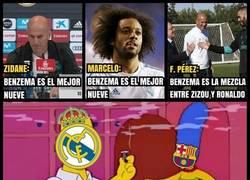Enlace a El Real Madrid está bajo una influencia