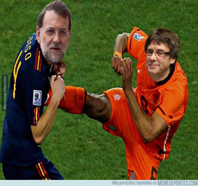 1005605 - Puigdemont y su ataque a Rajoy