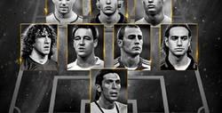 Enlace a Éste es el equipo del año de la FIFA hace 10 años, con muchas caras conocidas