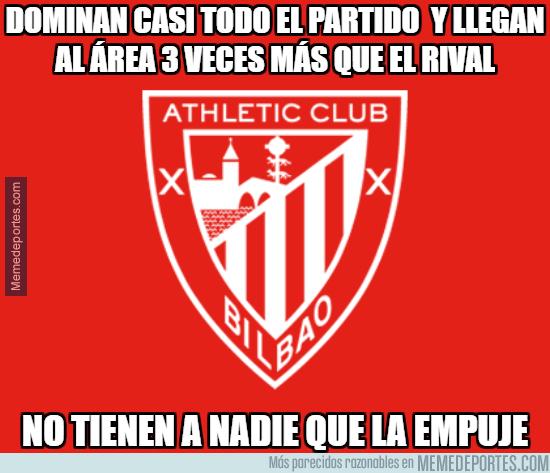 1005718 - Injusta derrota del Athletic