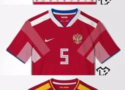 Enlace a Las 10 camisetas que se filtraron para el Mundial de Rusia 2018