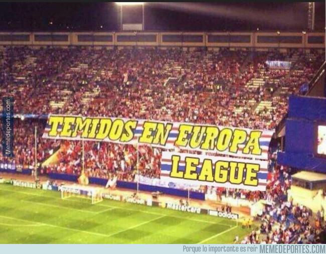 1006218 - Temidos en Europa... League
