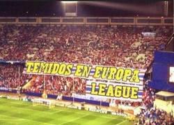 Enlace a Temidos en Europa... League