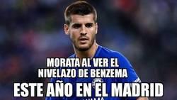 Enlace a Era el año de Morata