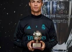 Enlace a Cristiano es elegido el mejor goleador del 2016
