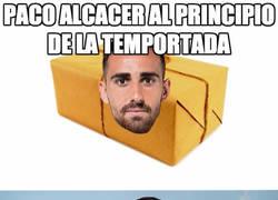 Enlace a Paco Alcácer al rescate