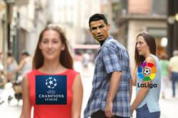 Enlace a La Champions saca la cara por Cristiano