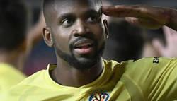 Enlace a Bakambu se toma a risa su hattrick fallado contra el Málaga