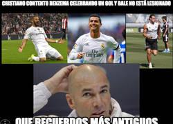 Enlace a Ese Real Madrid daba gusto verlo