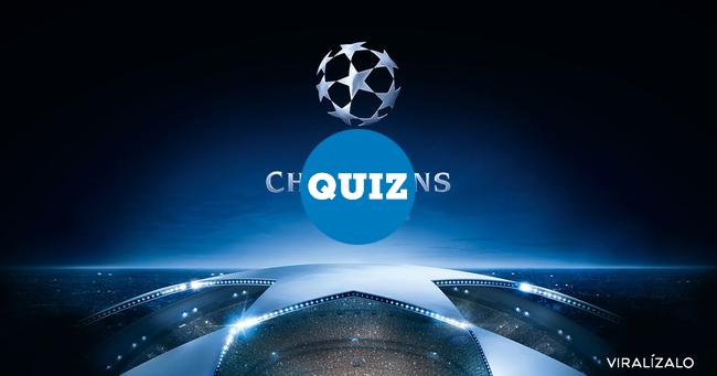 1007102 - TEST: ¿Cuánto sabes de la UEFA Champions League?
