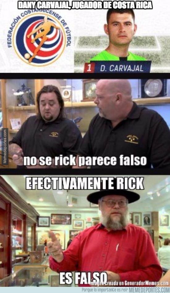 1007331 - No lo sé Rick, @DaniCarvajal92 parece falso