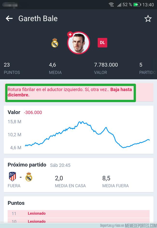 1007359 - PlayMister deja claro que Gareth Bale es de cristal