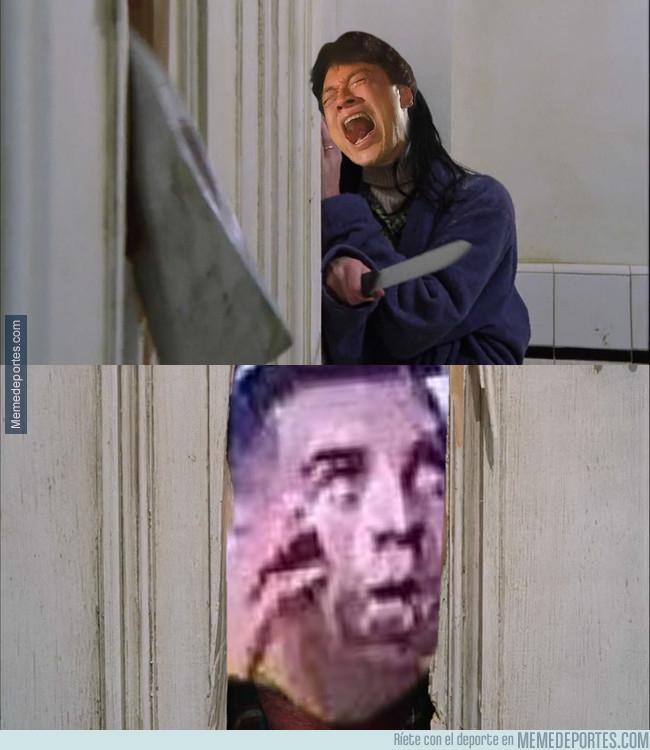 1007379 - El coreano sigue con miedo