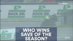 Enlace a Eurosport recopila las mejores salvadas de la temporada entre todas las disciplinas