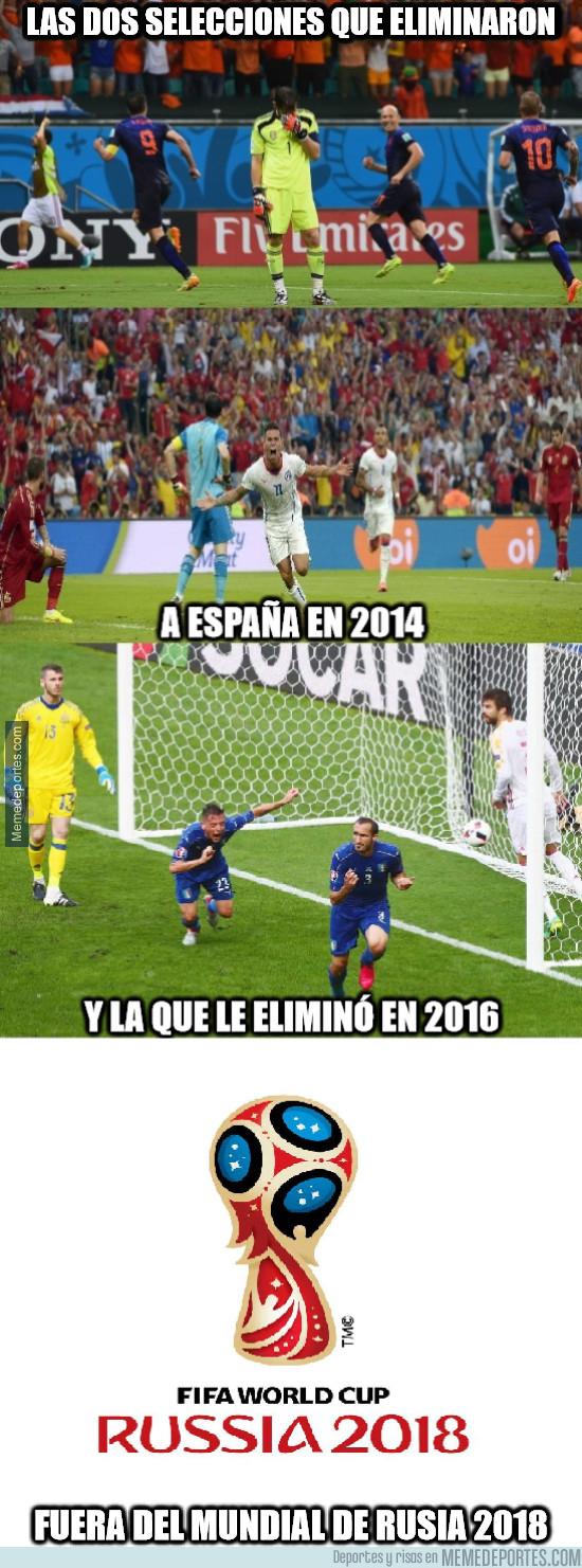 1007577 - La maldición de eliminar a España