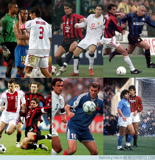 1007654 - Paolo Maldini y cuando Italia era grande