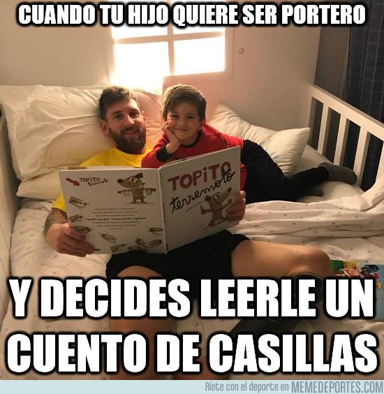1007827 - Messi es un gran padre