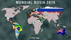 Enlace a Ya tenemos las 32 selecciones de fútbol que van a Rusia 2018
