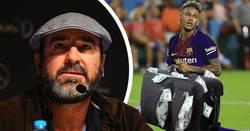 Enlace a El rajadón de Eric Cantona contra Neymar por su fichaje por el PSG