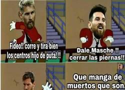 Enlace a La situación en la selección Argentina
