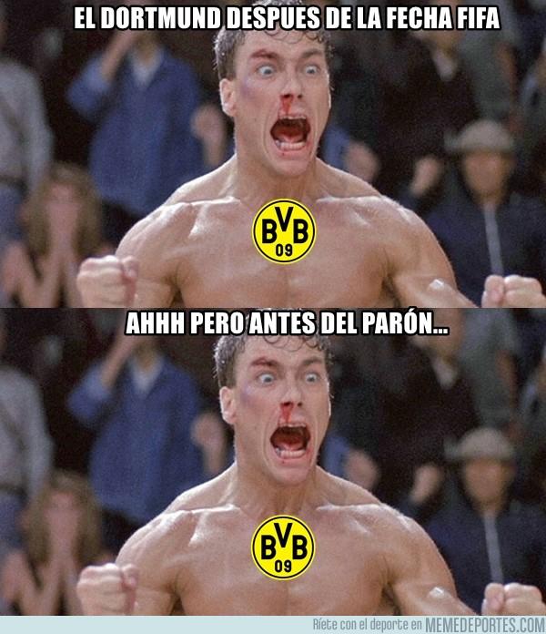 1008066 - El Borussia Dortmund sigue sin levantar cabeza