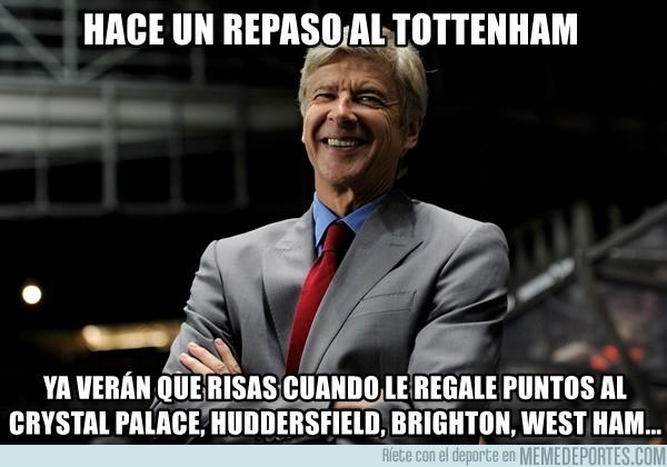 1008109 - El Arsenal va por su línea