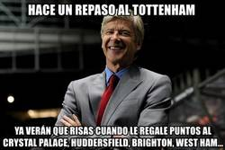 Enlace a El Arsenal va por su línea