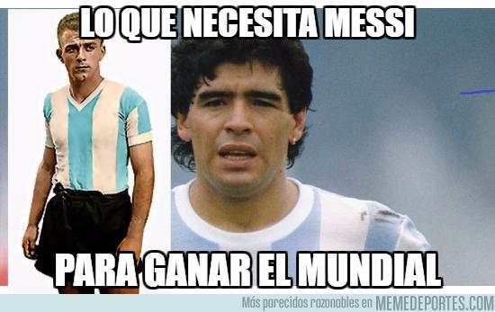 1008113 - Messi y el Mundial