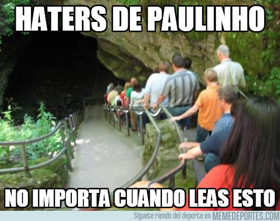 1008147 - Paulinho sigue a lo suyo