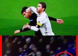Enlace a Así le ha quedado la cara a Ramos tras un brutal golpe