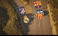 Enlace a Así está La Liga
