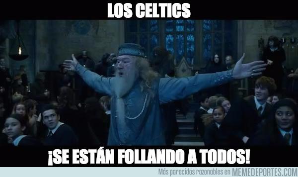 1008300 - La racha de los Celtics