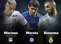 Enlace a Y mientras tan el Madrid con Benzema