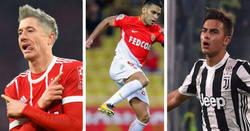 Enlace a Los 10 máximos goleadores a estas alturas de temporada en las 5 grandes Ligas europeas