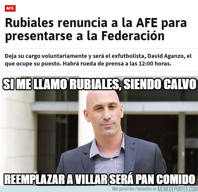 1008460 - Luis Rubiales, a por la presidencia de la RFEF