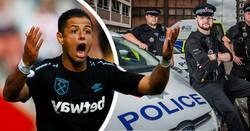 Enlace a El West Ham vuelve a perder y la policía está tan harta que escriben este tweet indignados por la gente