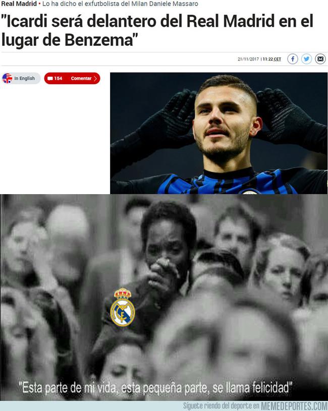 1008513 - Benzema podría irse del Real Madrid la próxima temporada