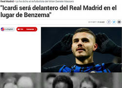 Enlace a Benzema podría irse del Real Madrid la próxima temporada