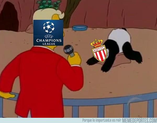 1008550 - El Mónaco en Champions