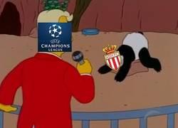 Enlace a El Mónaco en Champions