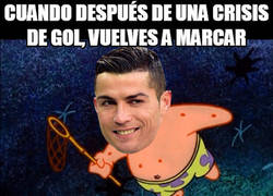 Enlace a Cristiano recupera el gol