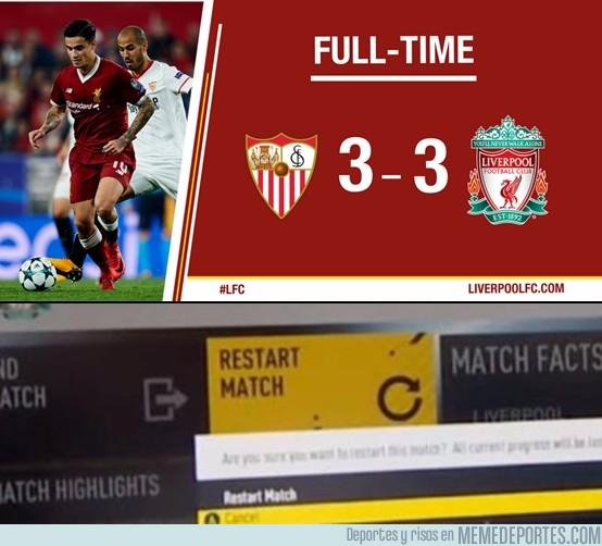1008632 - Fans del Liverpool hoy